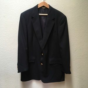 Brooks Brothers Jacket Sport Coat Wool Blazer